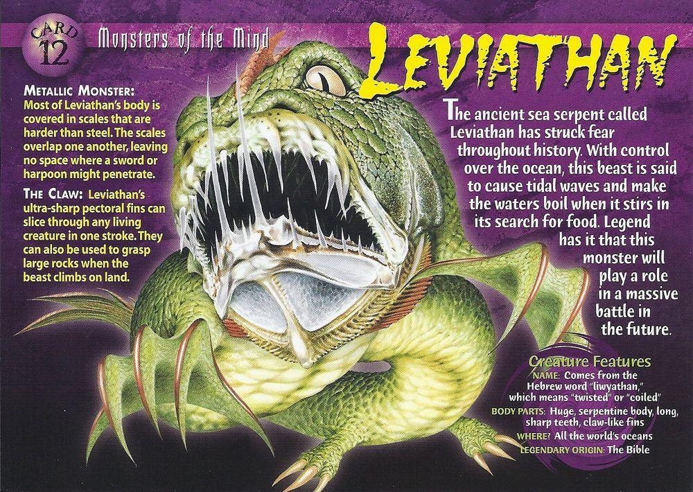 Leviathan | mythology, fantasy and sci fi | Pinterest ...  Leviathan | myt...