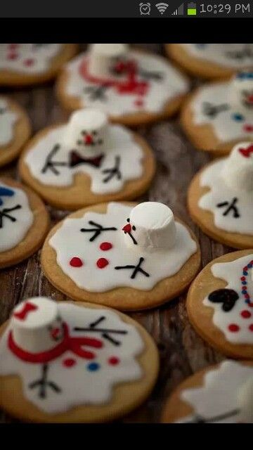 So Cute Christmas Pinterest Christmas Cookies Cookies And