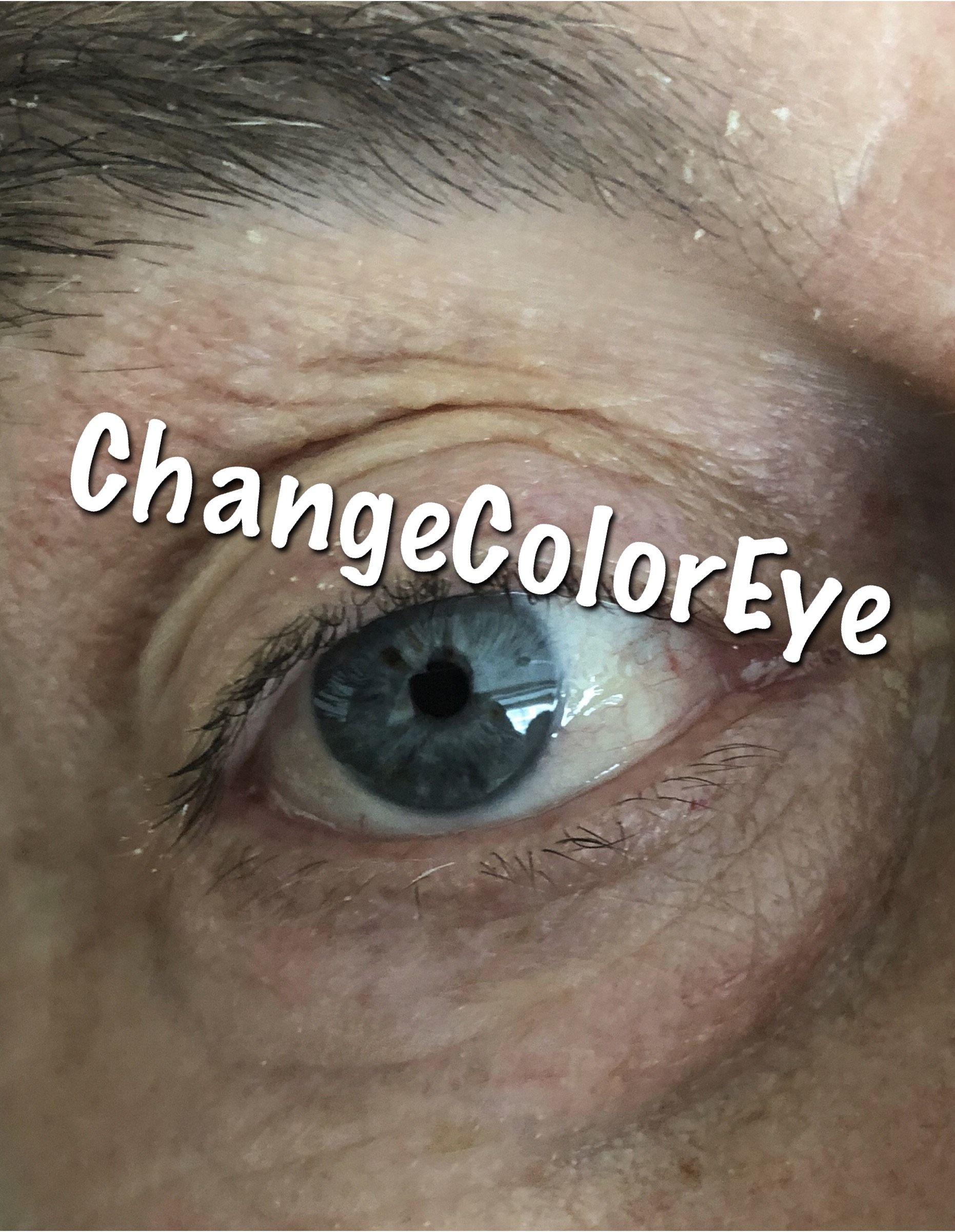 Eye Color Eye Color Change Eye Color Blue Eyeshadow Palette