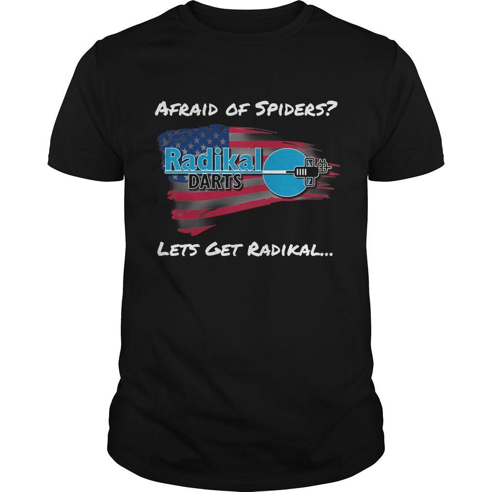 Radikal Darts  Afraid of Spiders