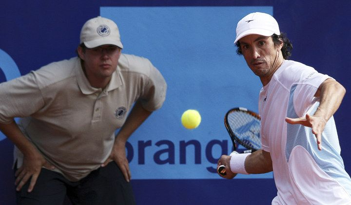 The Tennis Racket