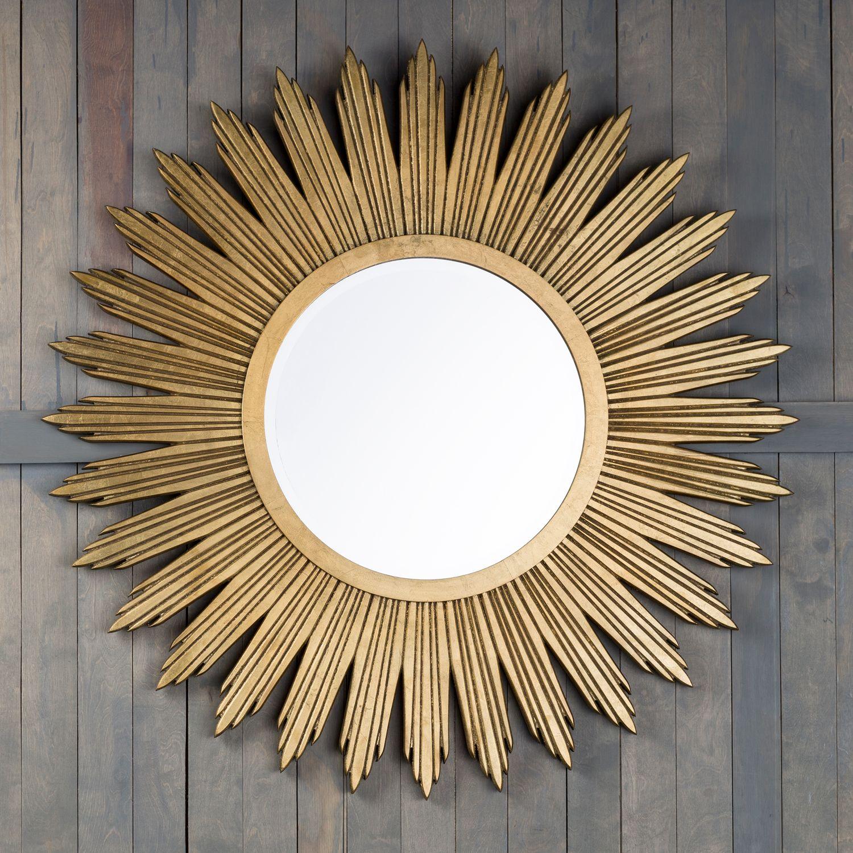 Surya Sunburst Wall Mirror Laylagrayce Mirror Decor Mirror