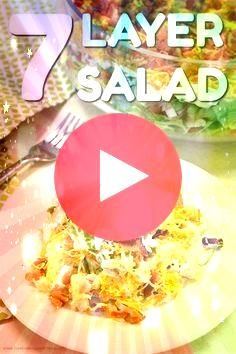 7 Layer Salad is the perfect addition to any meal or This 7 Layer Sala  ewf This 7 Layer Salad is the perfect addition to any meal or This 7 Layer Sala  ewf  Cracked Out...