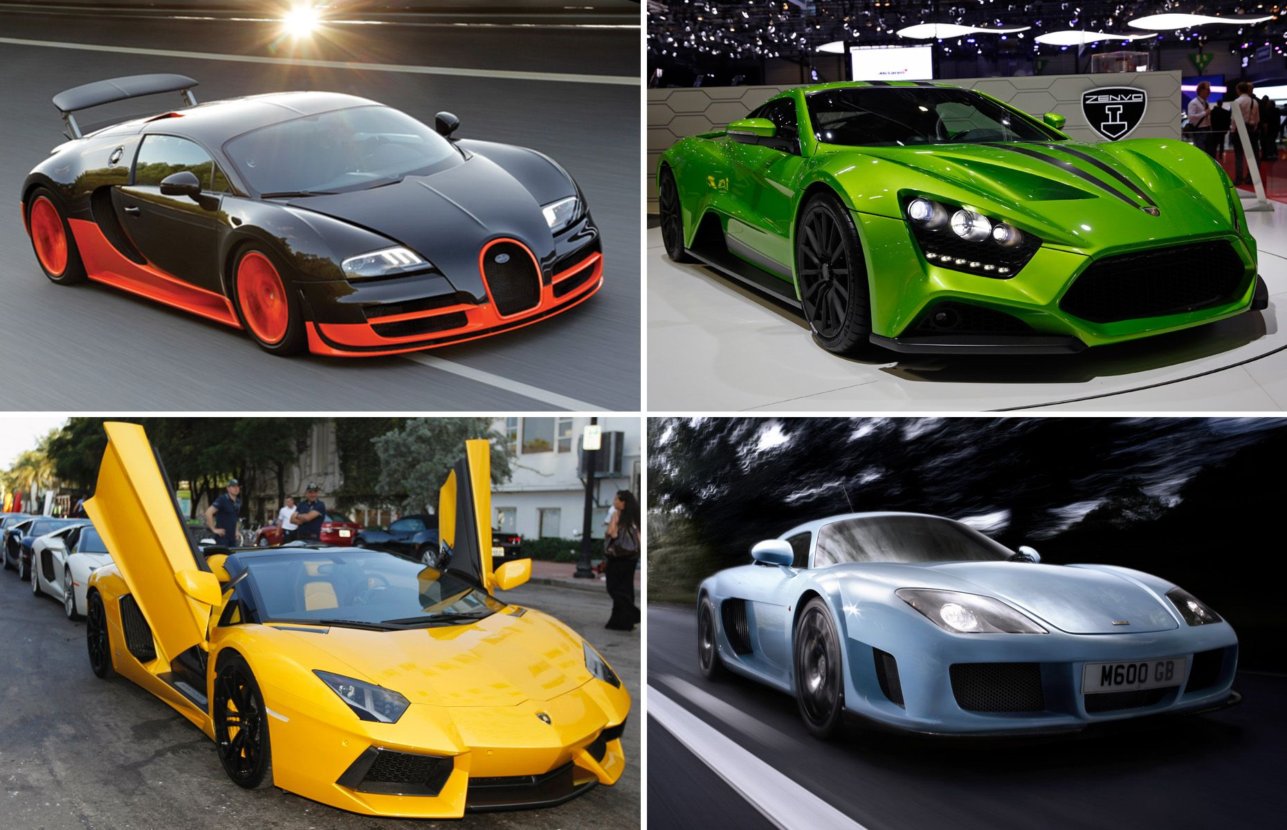Pin di 10 MOST INTERESTING CARS IN THE WORLD