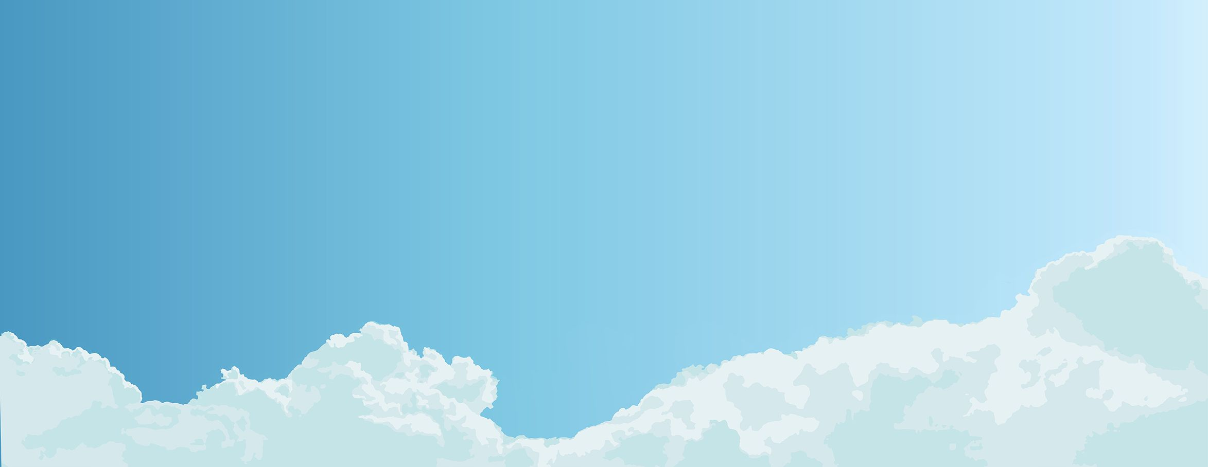 Cloud In Blue Sky Abstract Shine Sunny Day Background With