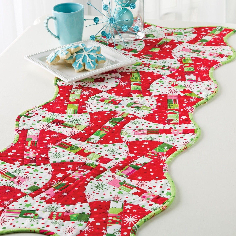 tischl ufer f r weihnachten selber n hen mehr als deko diy weihnachtsdeko ideen. Black Bedroom Furniture Sets. Home Design Ideas