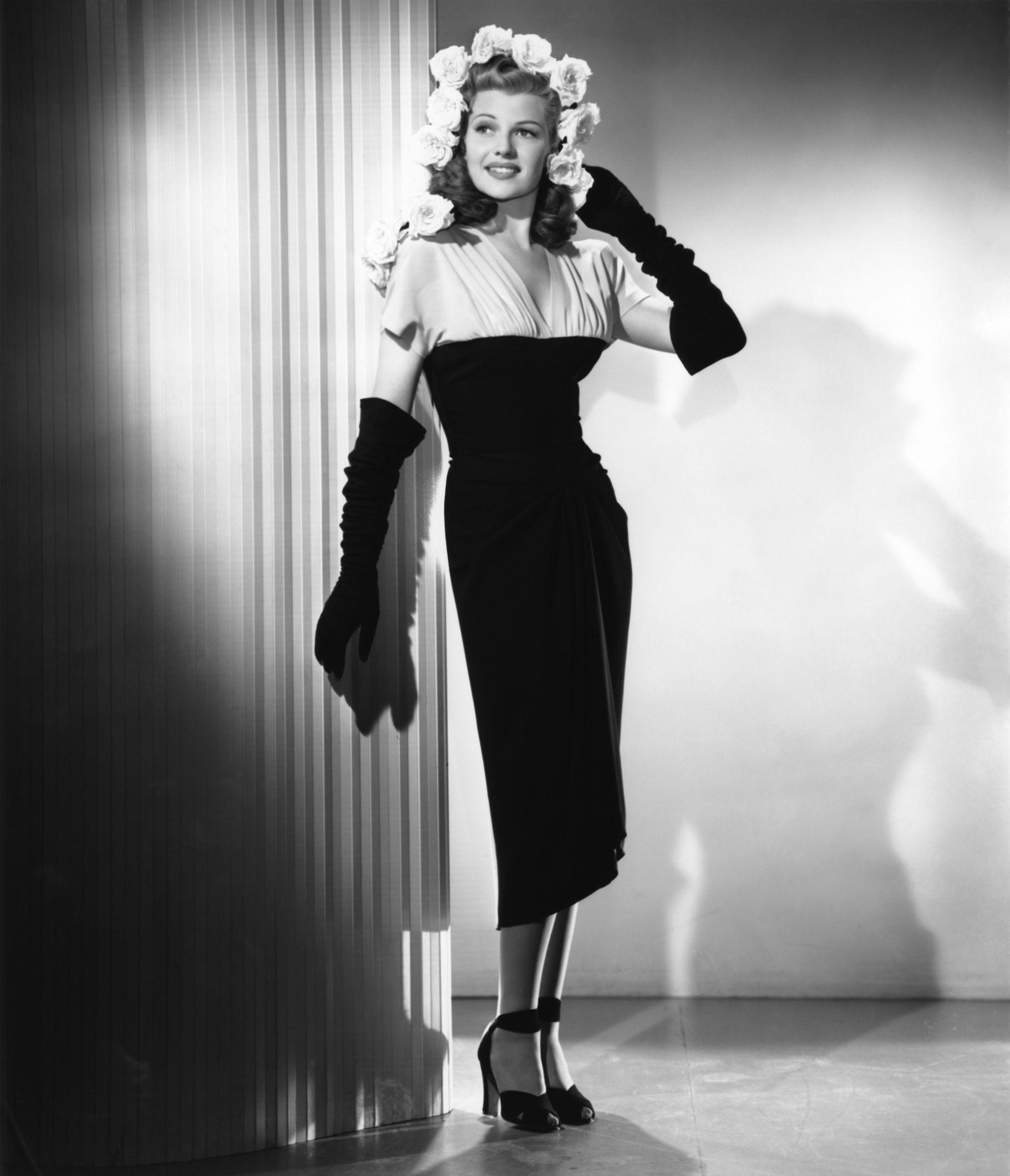 Rita Hayworth | Black and White | Pinterest
