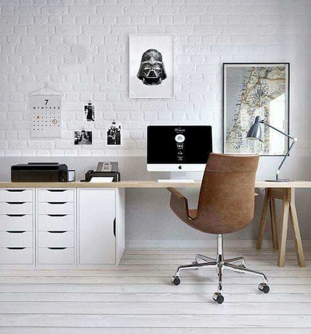 60 Awesome Workspace Bedroom Ideas Decor | Bedrooms, Desks and Room