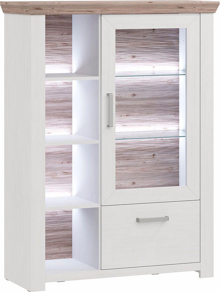 set one by Musterring Highboard »york« Typ 14, Pino Aurelio Jetzt - wohnzimmer möbel höffner