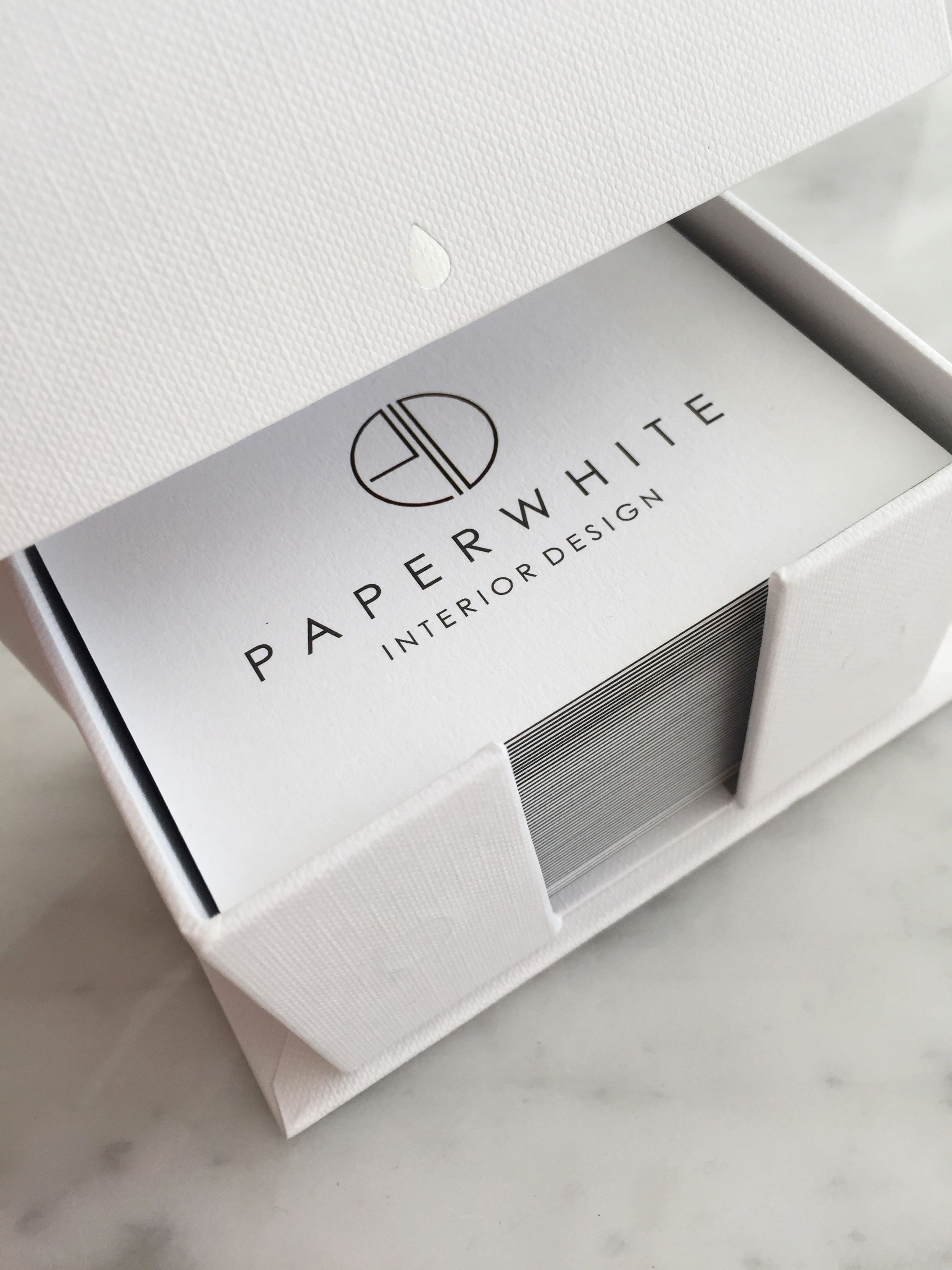 Paperwhite business cards by MOO http://uk.moo.com/ | Business ...