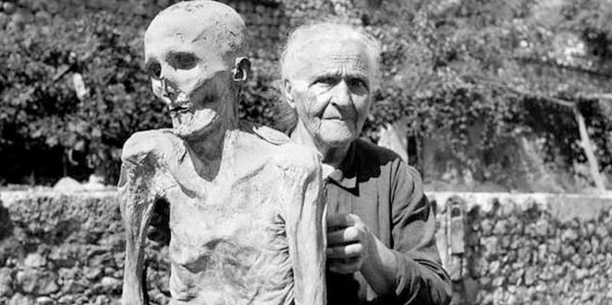As Múmias de Venzone
