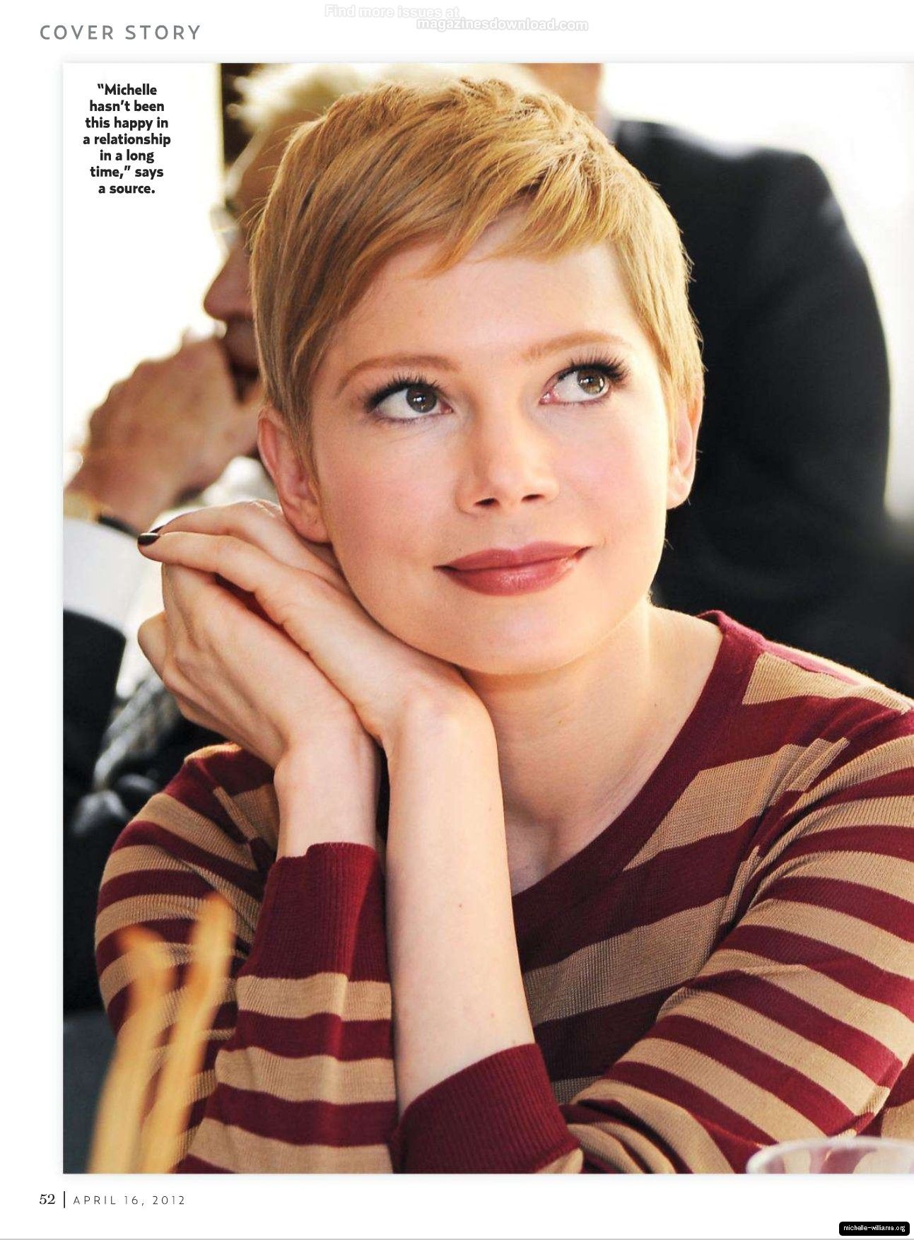 Michelle Williams Looks Very Jean Seberg Here I Wish I Could Wear