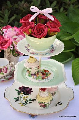 cake stand heaven: cupcake stand
