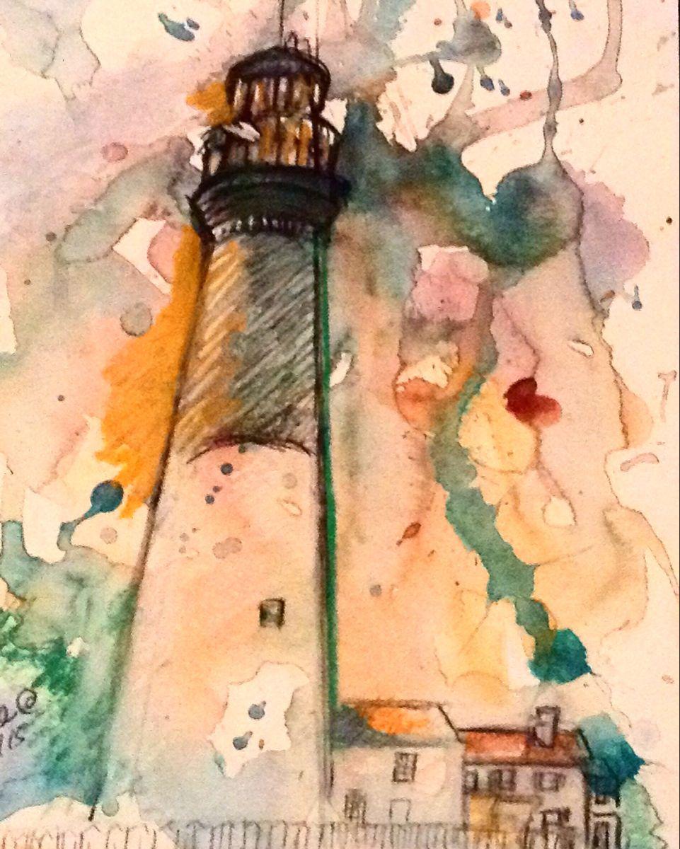 Pensacola Lighthouse, Pensacola Naval Air Station, Florida