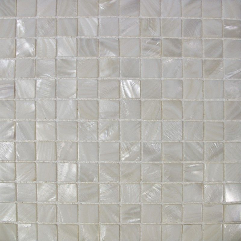 Mother Of Pearl Tile Mosaic Square 1 Inch Freshwater White Shell Tiles Bravotti Com Bathroom Shower Walls Shower Wall Tiles Design Pearl Tile