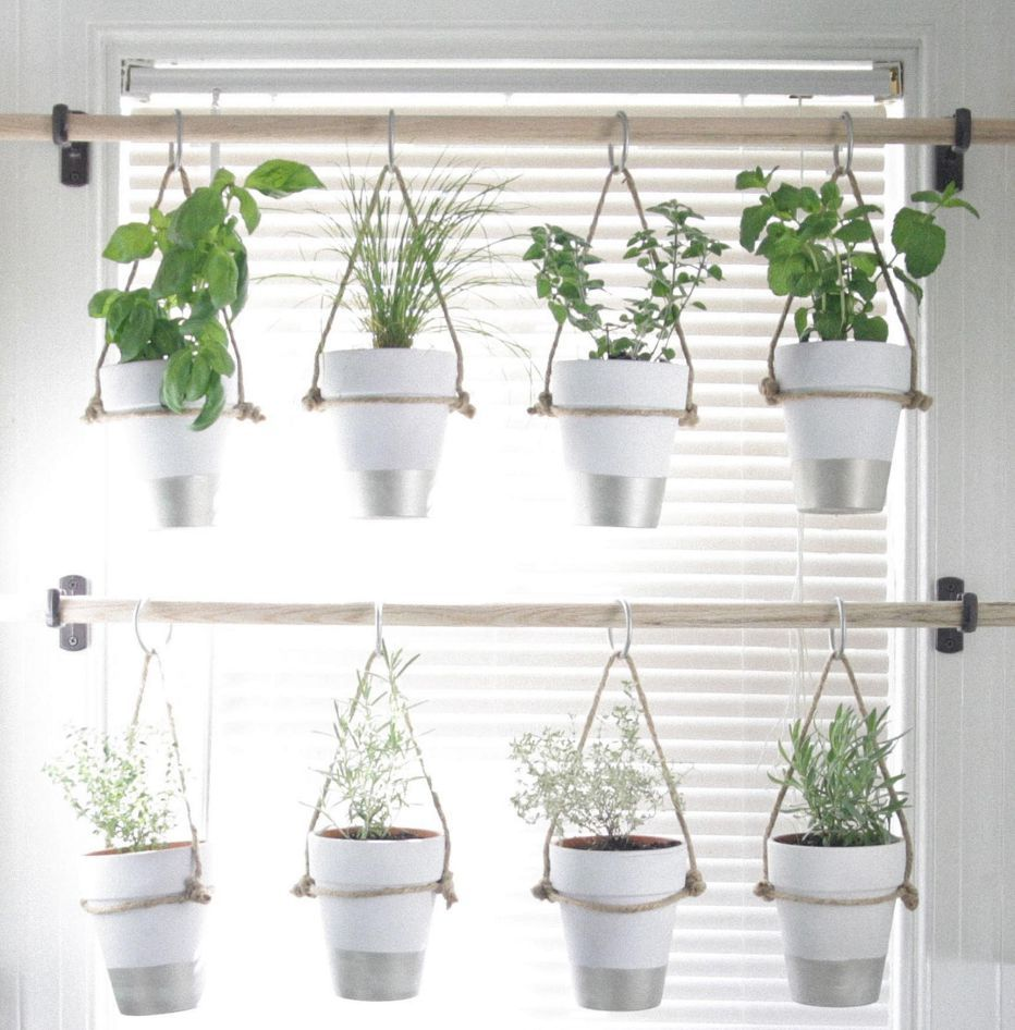 45+ Best Indoor Herb Garden Ideas for Your Small Home and Apartment ...