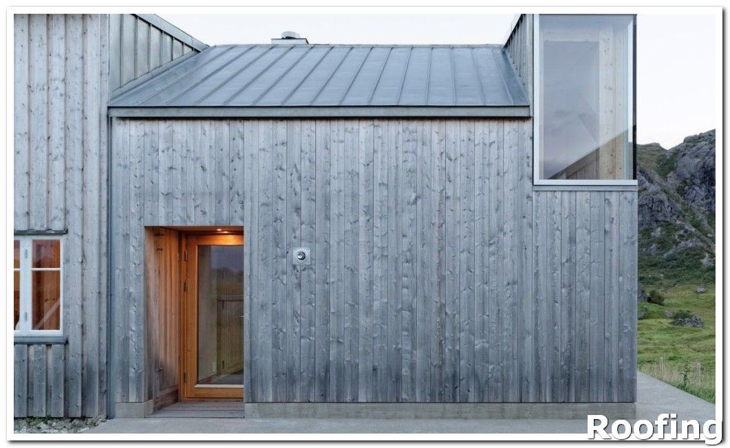 ** Roofing Architecture ** If you have a general handyman