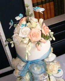 Great list of food allergy advice for cake decorators including allergy info on sugar paste, marzipan, flower paste and food colourings