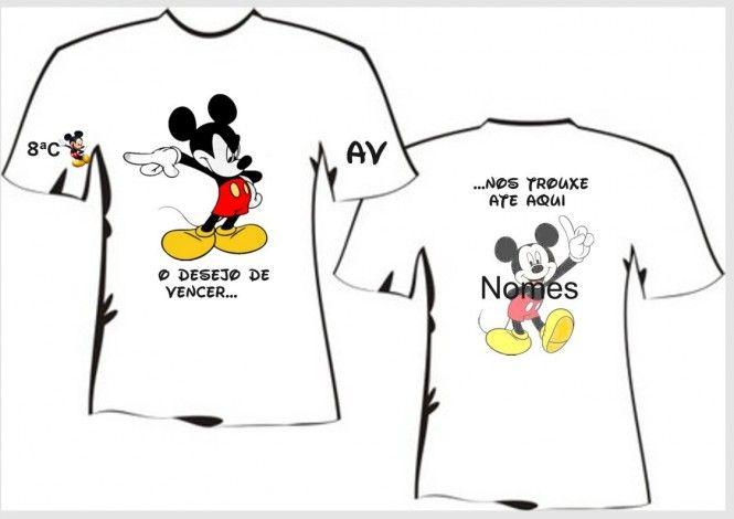 Camisetas Para Formandos Camisetas Para O 9 Ano