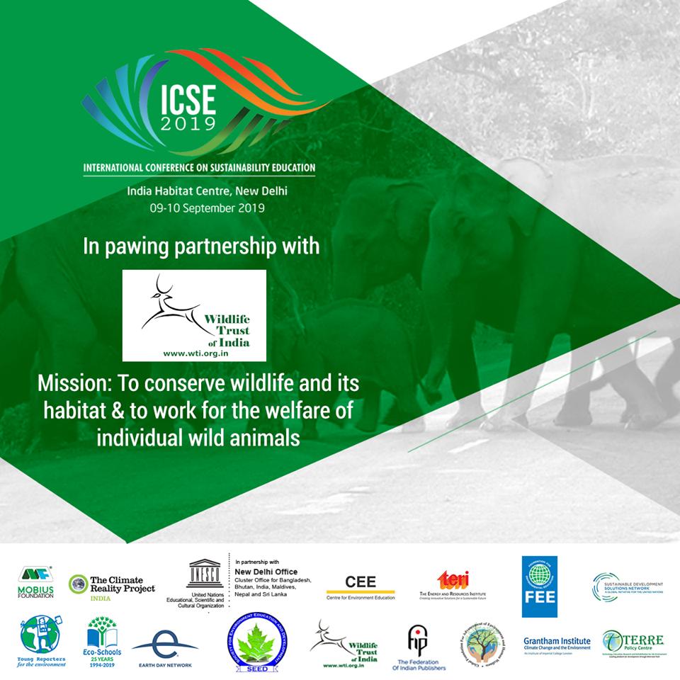 Mobius Foundation Partnership With Wildlife Trust Of India Sustainability Education Education And Development Environmental Education