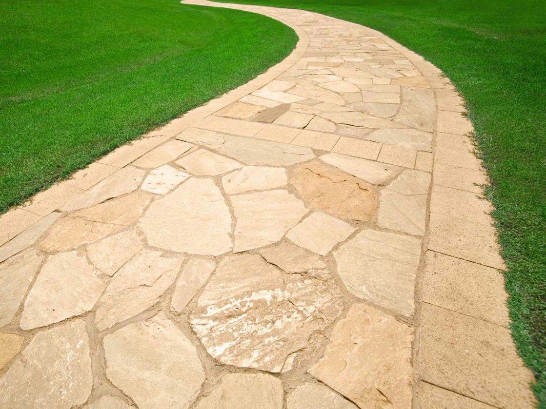 Home Environment Exciting Outdoor Stone Floor Tiles Sun