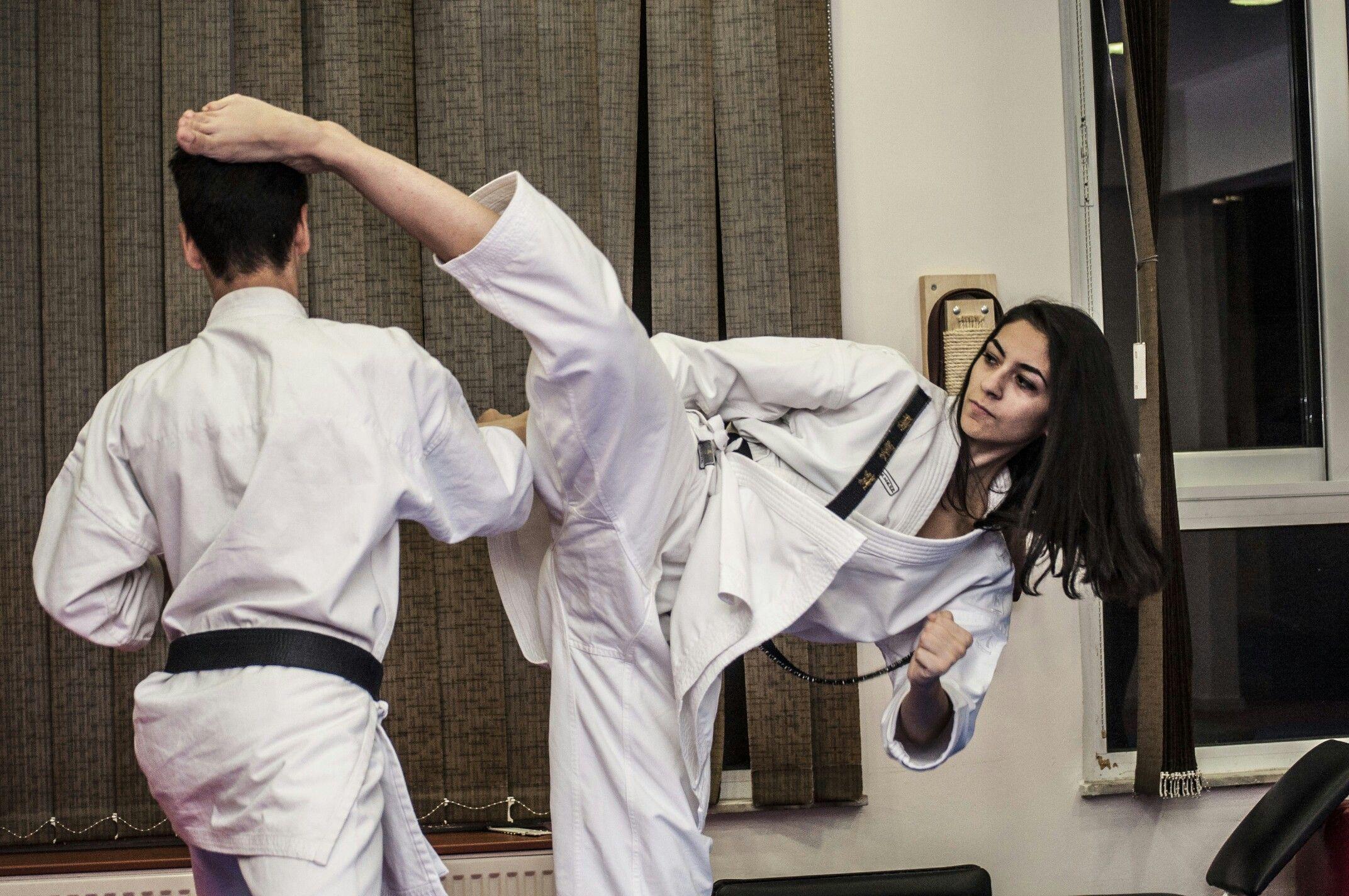 How My Karate Black Belt Helps In Sex