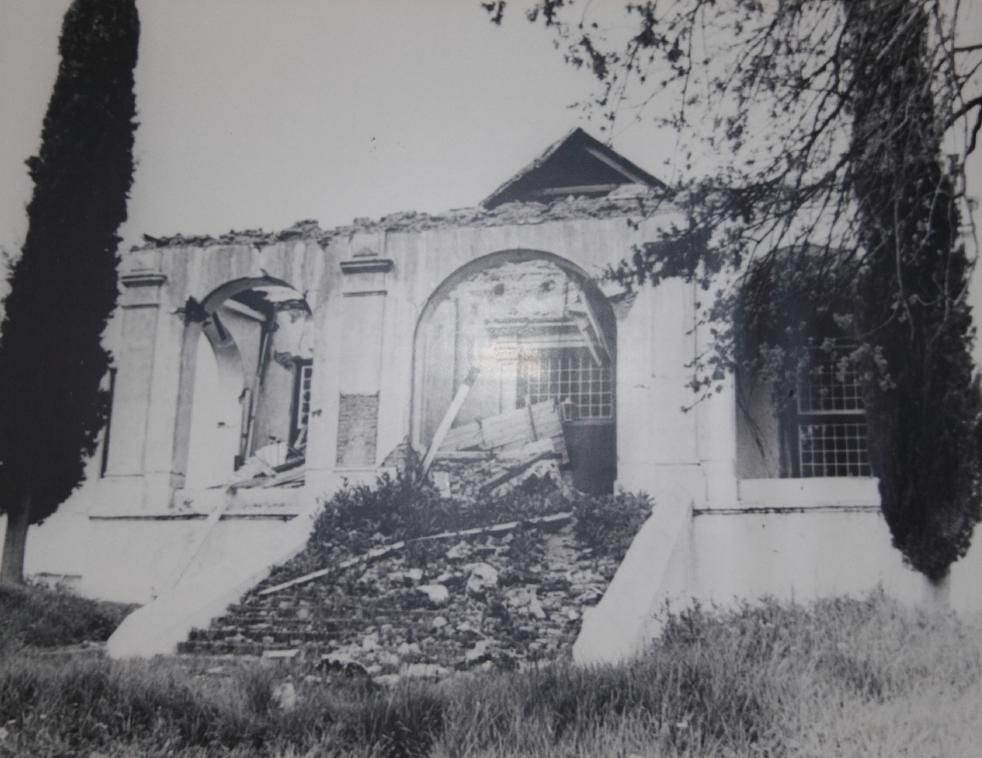 tulbagh earthquake pictures - Google Search