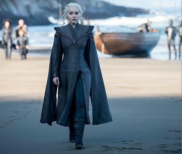 Daenerys Outfits
