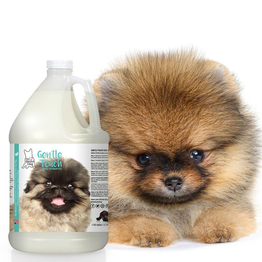 Gentle Touch Dog Shampoo Dog Shampoo Puppy Shampoo Pekingese
