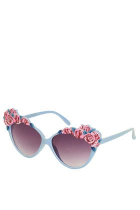 6d98f54339 Topshop has lots of affordable and cute sunglasses like these floral ones!