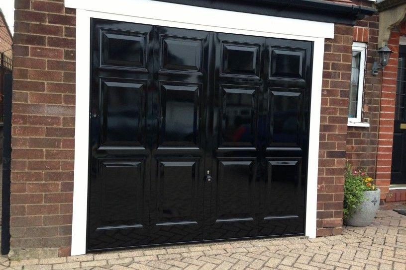Garage Doors Electric Gates Installations Repairs Hull Garage Doors Black Garage Doors Black Exterior Doors