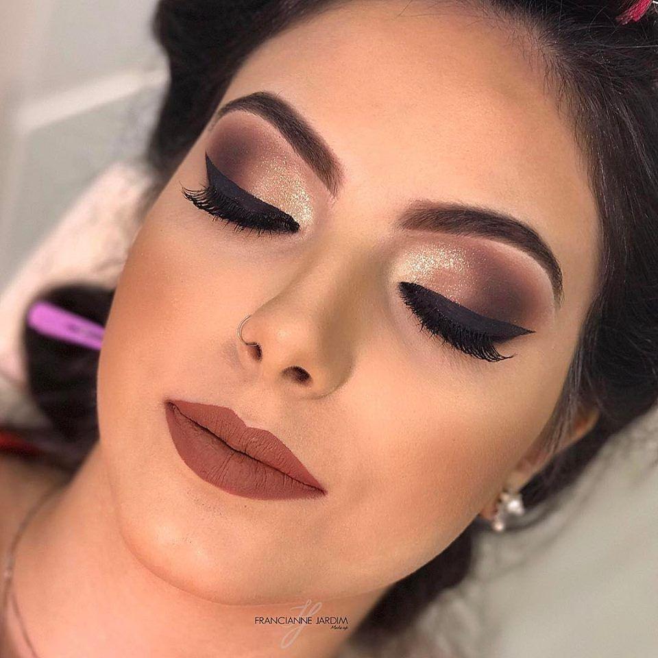 Pin de Aline Silva De Souza Pereira em Make up   Maquiagem ...