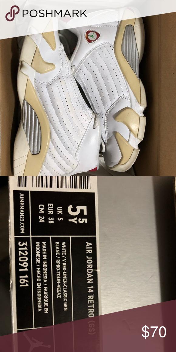 1a245989d0f Kids Jordan 14 Kids Jordan 14. Used but in good condition. Jordan Shoes  Sneakers