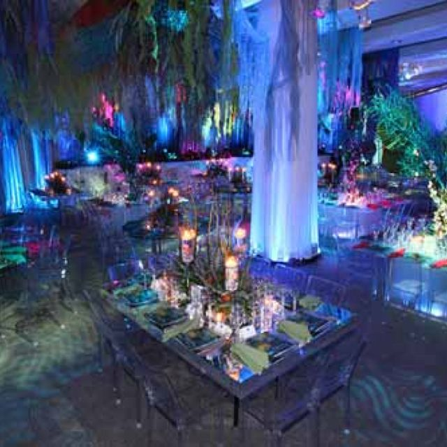 Under The Sea Ocean Theme Party Prom Decor Underwater Party