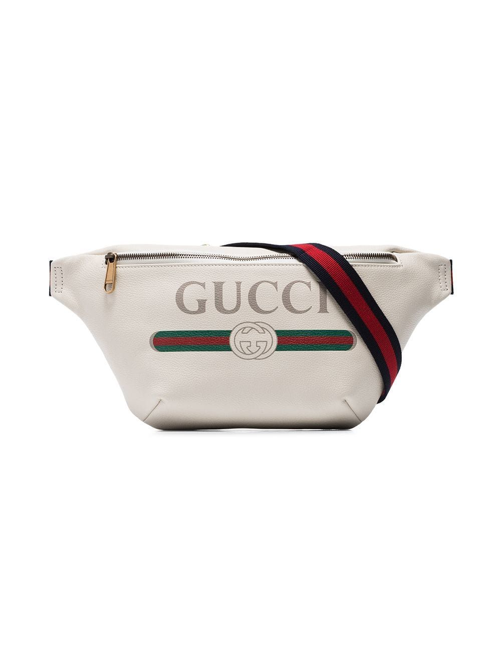 9fe8572eec7 GUCCI GUCCI WHITE LOGO EMBELLISHED LEATHER CROSSBODY BAG.  gucci  bags  shoulder  bags. Visit. February 2019