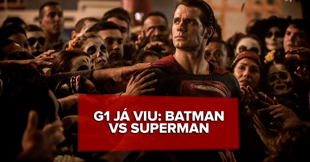 'Batman vs Superman': G1 discute filme e entrega spoilers