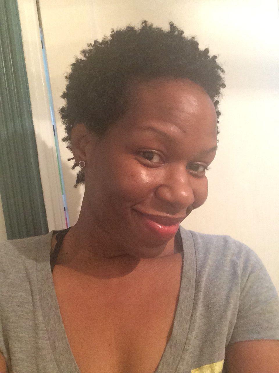 My hair is growing so healthy!