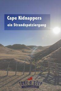 Cape Kidnappers Neuseeland Walking Wandern. Gannet Kolonie. New Zealand , Reisetip, Roadtrip, Lake Taupo, Reiseblog