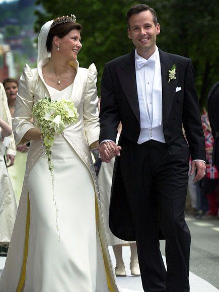 The Wedding Of Princess Martha Louise Royal Wedding Dress Royal Wedding Gowns Royal Brides