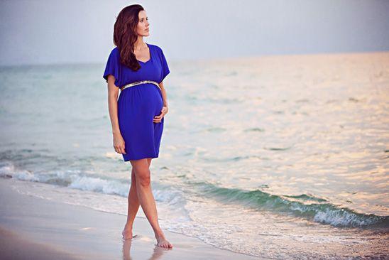Seaside, Florida Maternity Photos