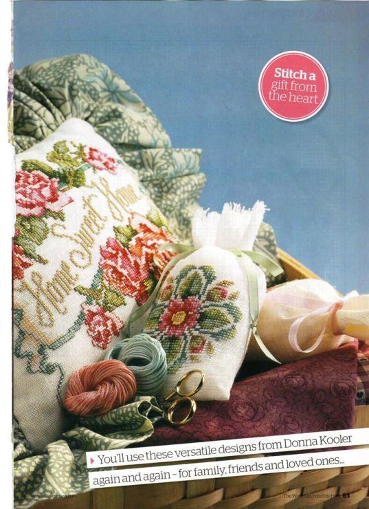 Gallery.ru / Фото #52 - The world of cross stitching 175 - WhiteAngel