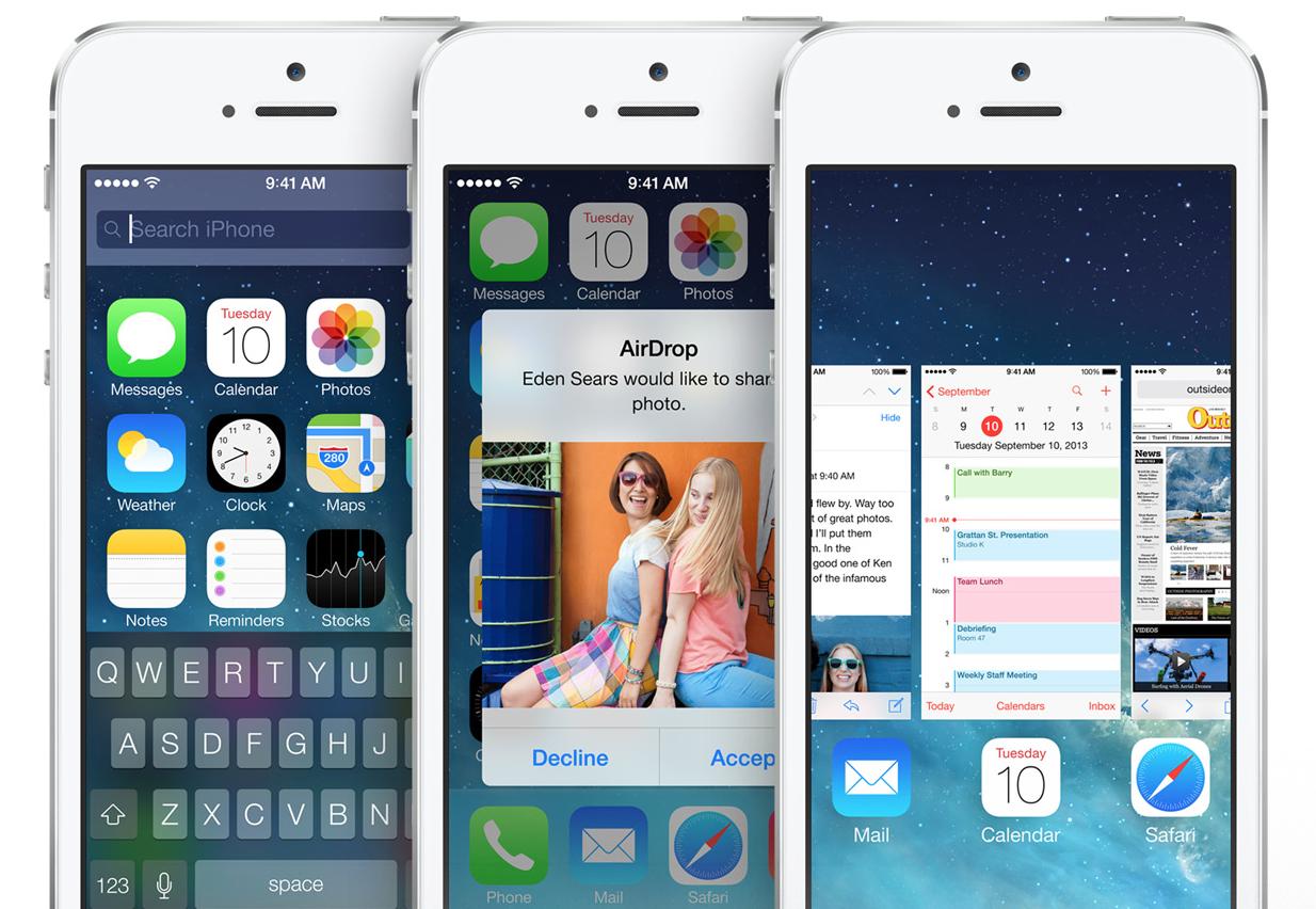 Apple responds to complaints about iOS 7 crashes, says fix