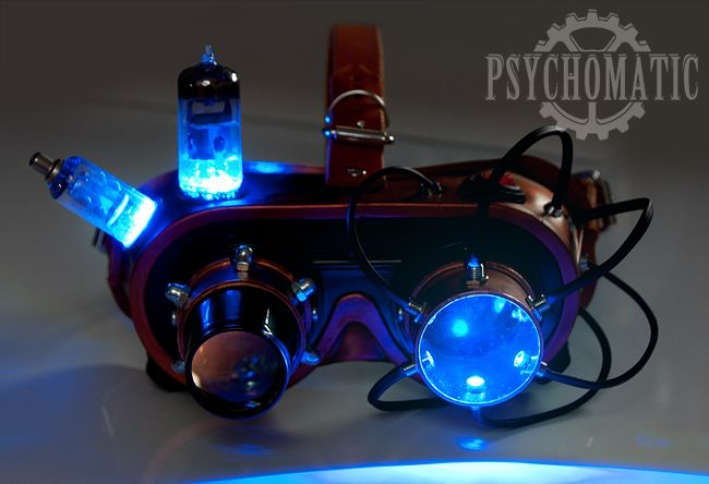 Leviathan goggles on by LahmatTea.deviantart.com on @deviantART - thought Ben or Nathaniel would like this...