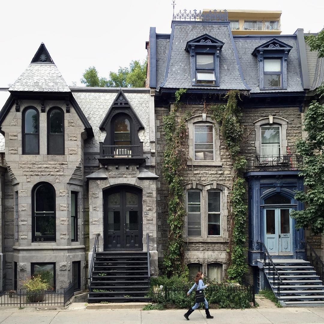 Places To Visit In Milton Canada: Le Lierre A été Taillé! On Découvre Les Fenêtres De Ces
