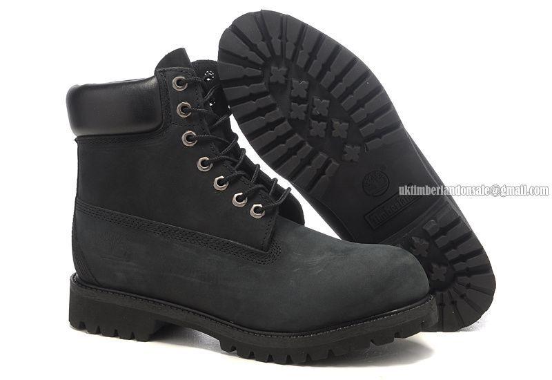 c7edf7d04295 Timberland Women s 6 Inch Premium Waterproof Boot All Black   75.00 ...