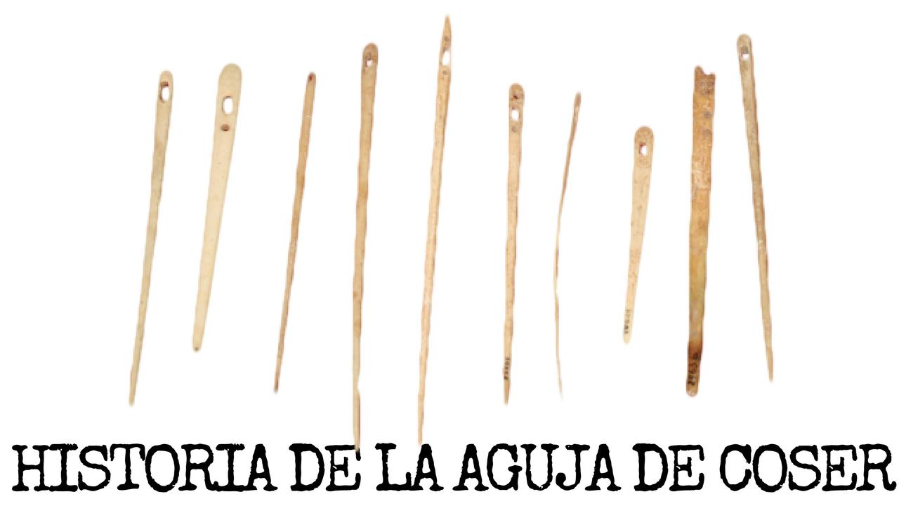Te contamos aquí la #historia de la #aguja de #coser. Su invención