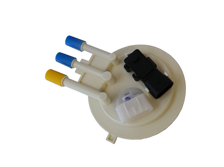 Fuel Pump for Pickup Chevy CHEVROLET Silverado GMC Sierra 1999 2000 2001 2002 2003 2004 4.3L 4.8L 5.3L 6.0L 8.1L w//sending unit fuel pressure sensor replaces # E3500M