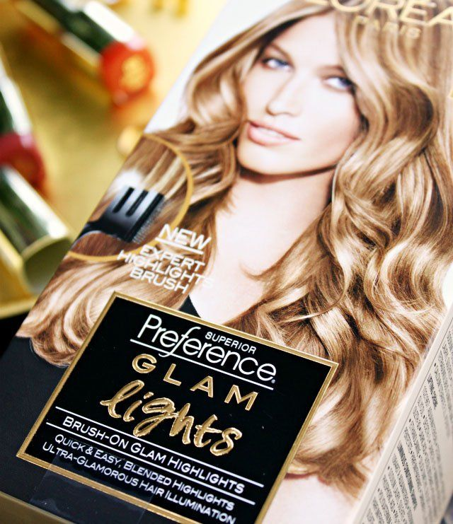 How To Highlight Your Hair At Home With Loreal Glam Lights Hair