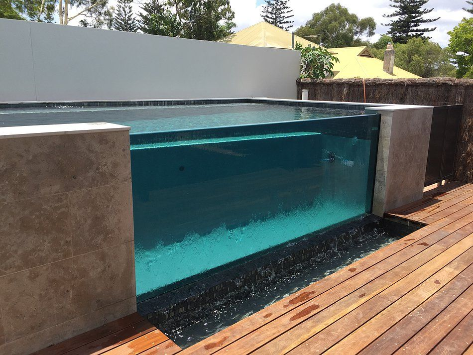 Above Ground Pool Pools Ideas Swimming Piscine Hors Sol