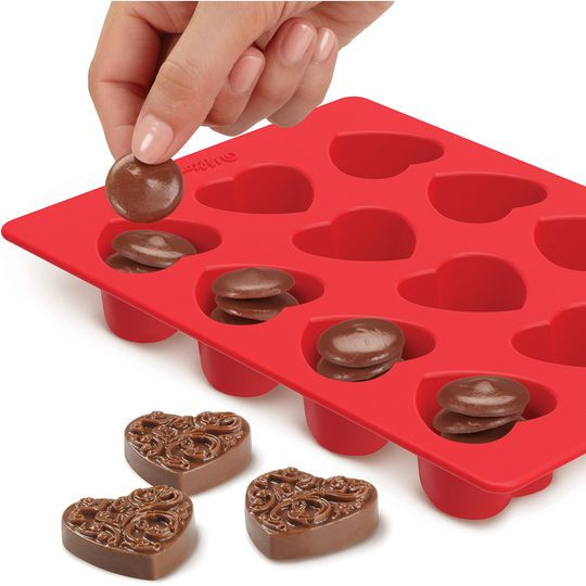 Wilton® Stack-N-Melt Candy Mold in 2019 | michaels | Wilton candy